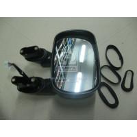Зеркало правое Фиат Добло 2001-2005  электрическое, с обогревом под покрас | Tempest (Тайвань)