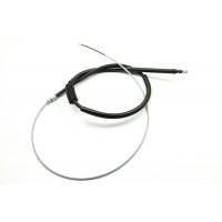 Трос ручника Рено Меган 2 2004- 2080mm длина общая / 1080mm - кожух (дисковый тормоз) | Goodrem (Венгрия)