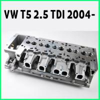 Головка блока цилиндров VW T5 2.5 TDI 2004- | ASAHI