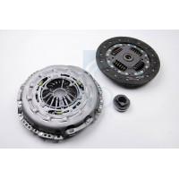 Комплект сцепления Citroen Jumper / Peugeot Boxer 2.2 HDi 2006- (диаметр 260mm) | Peugeot (Оригинал)