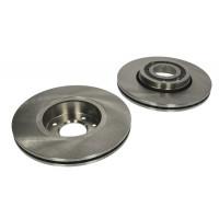 Тормозной диск передний Логан MCV / Сандеро - диаметр 258мм | Ferodo DDF1978