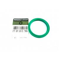 Уплотнительное кольцо патрубка интеркулера Рено Кенго 2008- / Дастер 1.5 Dci (зеленый) | Renault (Оригинал)
