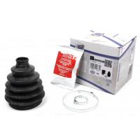 Наружный пыльник ШРУСа в комплектк (24.5x84x125) Fiat Doblo 1.3 - 1.9 D/JTD - 1.2i | Impergom (Германия)