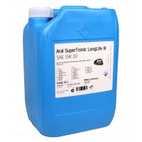 Моторное масло ARAL 5W30 Super Tronic LL III - 20 литров | VW504 00/507 00/MB229.51/BMW Longlife-04