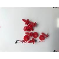 Клипса крепления карты двери внутренней обшивки Fiat Doblo 2001-2010