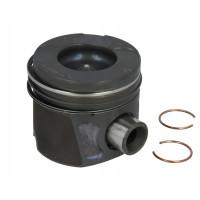 Поршень с кольцами (стандарт) Fiat Doblo 1.3 JTD 16V (69.6mm) | NPR (Япония)