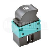 Кнопка стеклоподъемника левого черная Фиат Добло 2001-2010 | Autotechteile (Германия)