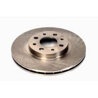Тормозной диск передний Fiat Doblo 2001-2005 - Диаметр 257, толщина 20| Goodrem RM3112