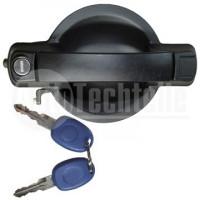 Ручка передней двери левая Фиат Добло 2001- | Autotechteile (Германия)