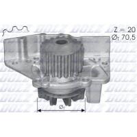 Водяной насос на Ситроен Джампер 1.9D/TD  94-2002 | DOLZ C119