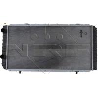 Основной радиатор на Ситроен Джампер 1,9-2,8HDi | NRF 52062