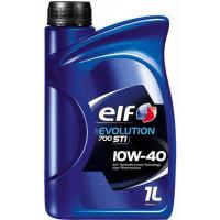 Моторное масло ELF 10W40 Evolution 700 STI (1 литр) Оригинал !!!  | ACEA A3/B4