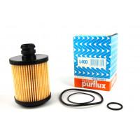 Фильтр масляный Fiat Doblo 1.3+1.6+2.0 Multijet 2010- (Euro 5)   Purflux L400