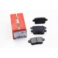 Задние тормозные колодки 2008- Рено Кенго 2 | Goodrem RM1030