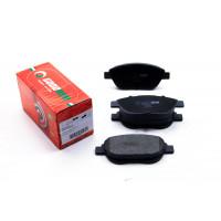 Передние колодки на Фиат Добло 2001- 137x57.3x19 | RM1201