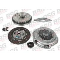 Комплект сцепления с маховиком Ford Transit 2.4TD. 00-06| BSG (Турция)
