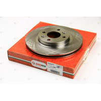 Тормозной диск передний 1997-2008 (259mm) Рено Кенго | Goodrem RM3121
