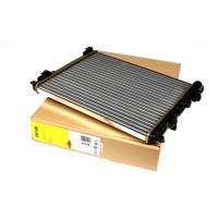 Радиатор водяной 1.9 D / 1.2 - 1.6 бензин начиная с 2000 года Рено Кенго (без конд.) | NRF 58148