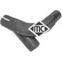 Патрубок с термостата на водяной насос Рено Кенго 1.5 Dci   Metalcaucho MC09156