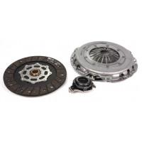 Комплект сцепления Fiat Doblo 1.9 JTD 2001- (корзина высокая) | Valeo 826525
