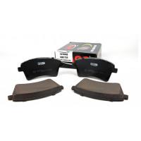 Передние тормозные колодки 2008- (R15/R16) Рено Кенго  | Daco 323008