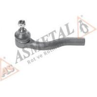 Рулевой наконечник левый Fiat Doblo 2001-2009 с гидроусилителем| Asmetal 17FI5501