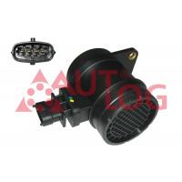 Расходомер воздуха Fiat Doblo 1.3 Multijet на 4 контакта | Autlog LM1141