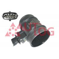 Расходомер воздуха Fiat Doblo 1.9 D на 4 контакта | Autlog LM1145