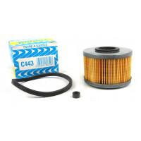 Фильтр топливный Renault Kangoo 1.9D низкий (для корпуса Purflux) | Purflux C443