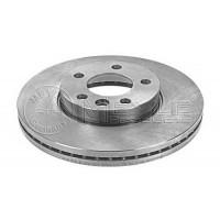 Тормозной диск передний R16  (308x30mm) VW T5 2003- |MEYLE