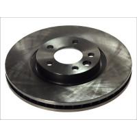 Тормозной диск задний  R16  (294x22mm) VW T5 2003- | METELLI