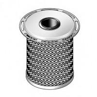 Топливный фильтр Рено Трафик 1.9 - 2.0 - 2.5 Dci (Низкий)   Purflux C496