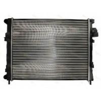 Радиатор водяной  1.9DCi Рено Трафик( с/без кондиционером)| THERMOTEC D7R039TT