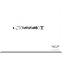 Шланг тормозной задний Renault Trafic 2001- | Meyle 6145250007